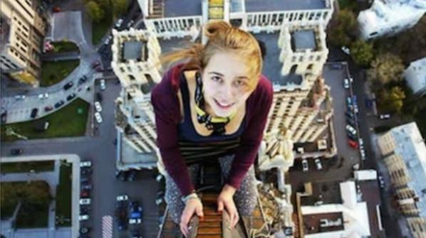 Xenia Ignatyeva tewas terjatuh sesaat dia mengambil foto selfie-4