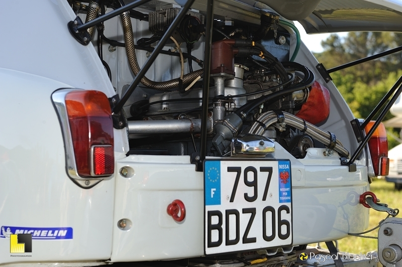 moteur de la fiat 500 abarth photo pascal blachier