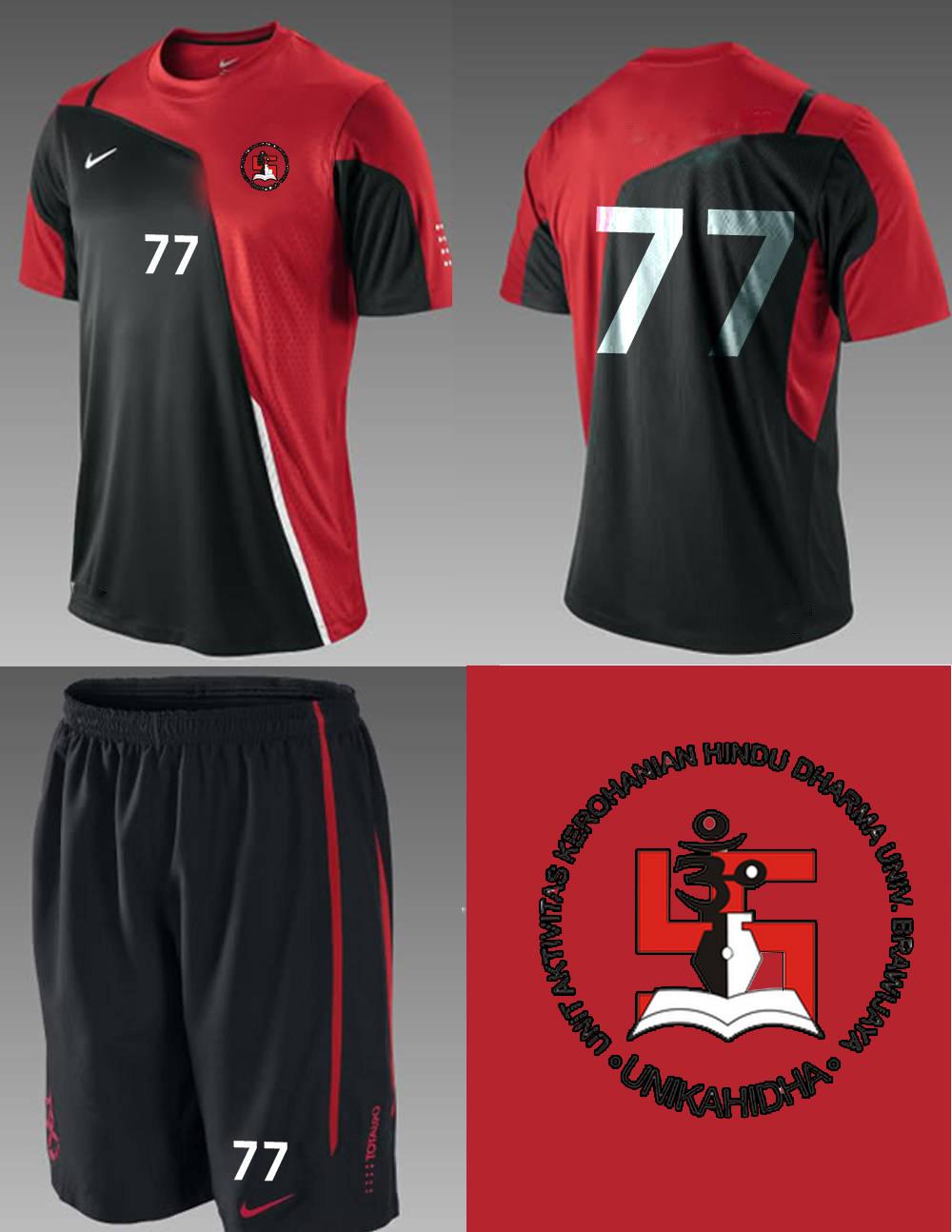 Contoh Kostum Futsal Nike Terbaru Pictures