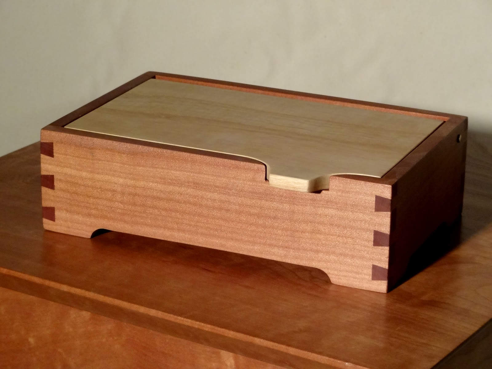 The Dovetail Joint: Completed Projects
