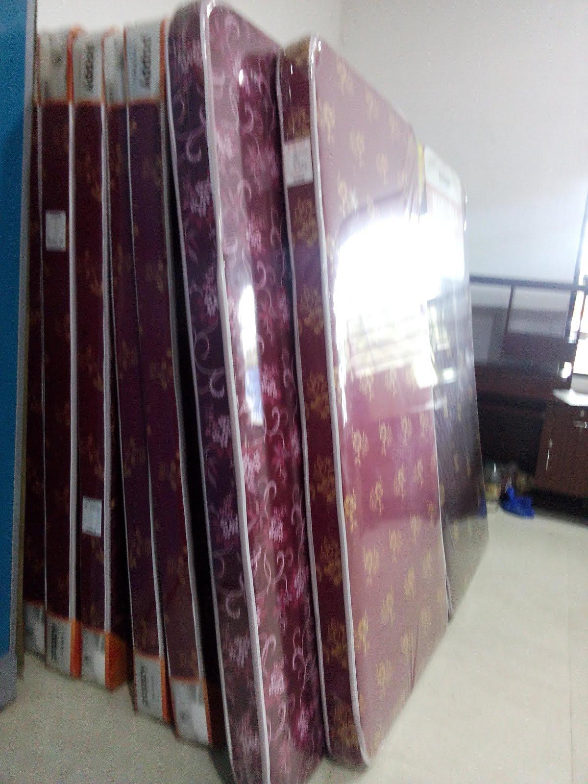 படுக்கை மெத்தை விலை (bed mattress) ₹2100.