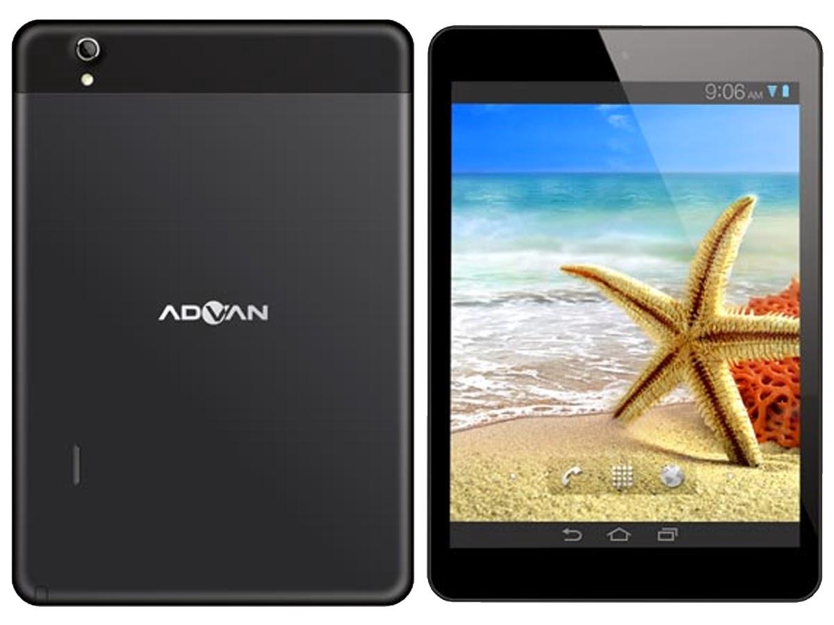 advan vandroid t5c ini merupakan tablet terbaru advan dengan harga