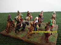 Μαγυάροι ιππείς