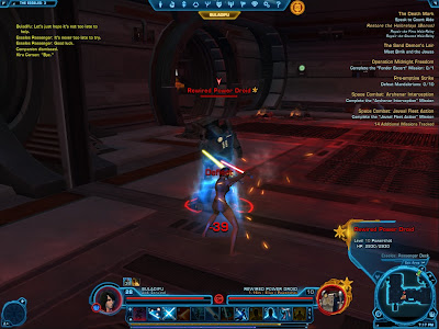SWTOR - Level Gap Experiment