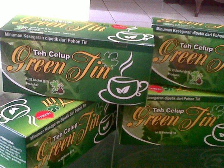 Indonesian Green TIN figs kosher