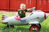 bayi.menaiki.pesawat.kapal.terbang