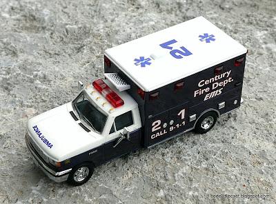 ford f-350 ambulance