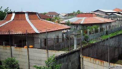 Kerobokan prison, Bali, Indonesia