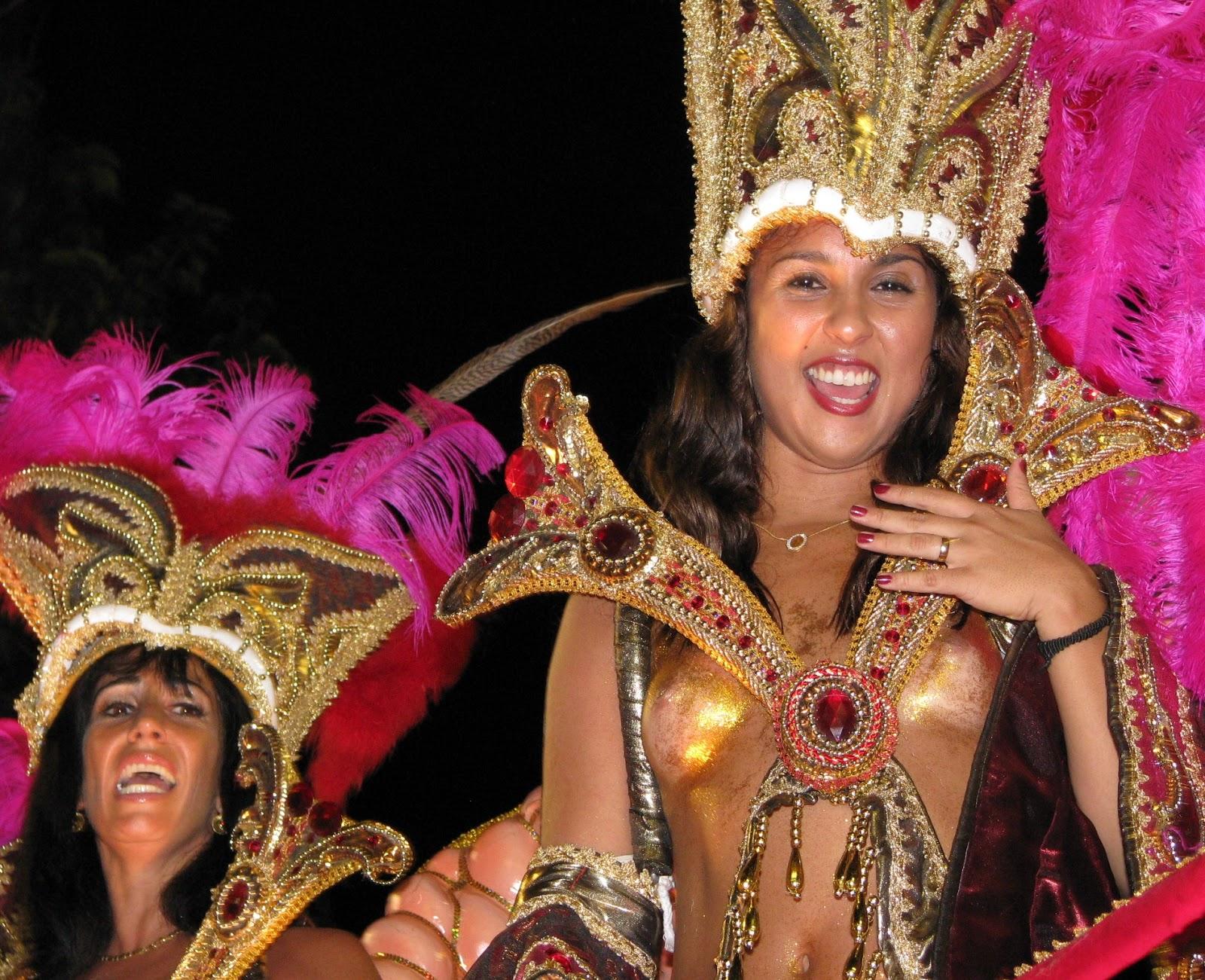 Samba Dancer - GRES Mocidade Independente de Padre Miguel - Rio de Janeiro - Carnival 2008