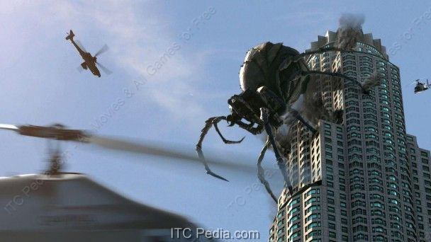 Spiders 2013 1080p BluRay x264-VETO
