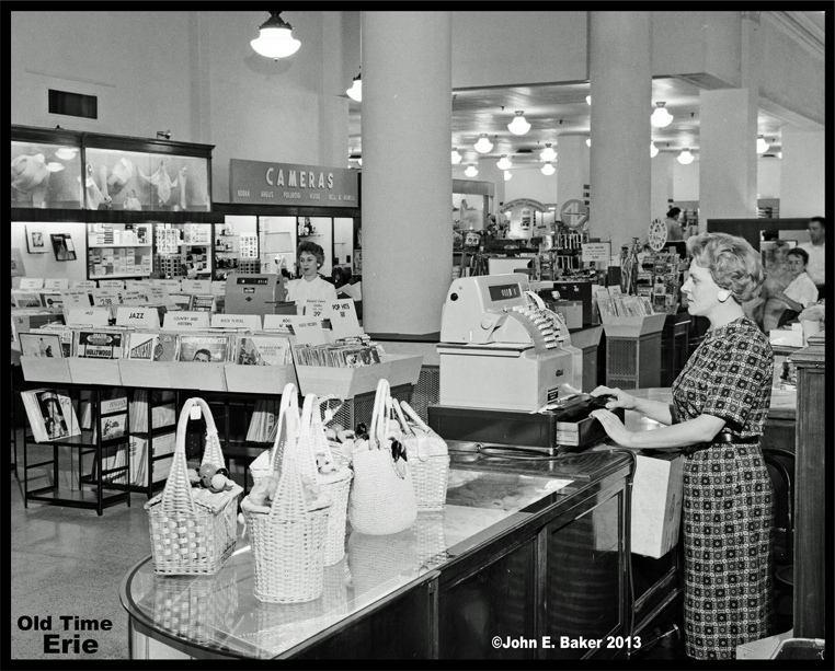 Old time erie march 2013 for Michaels craft store erie pa