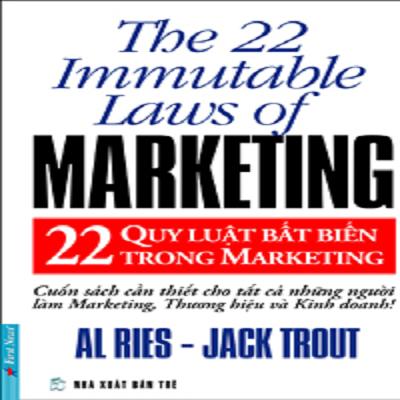 BES - 22 quy luật bất biến trong marketing