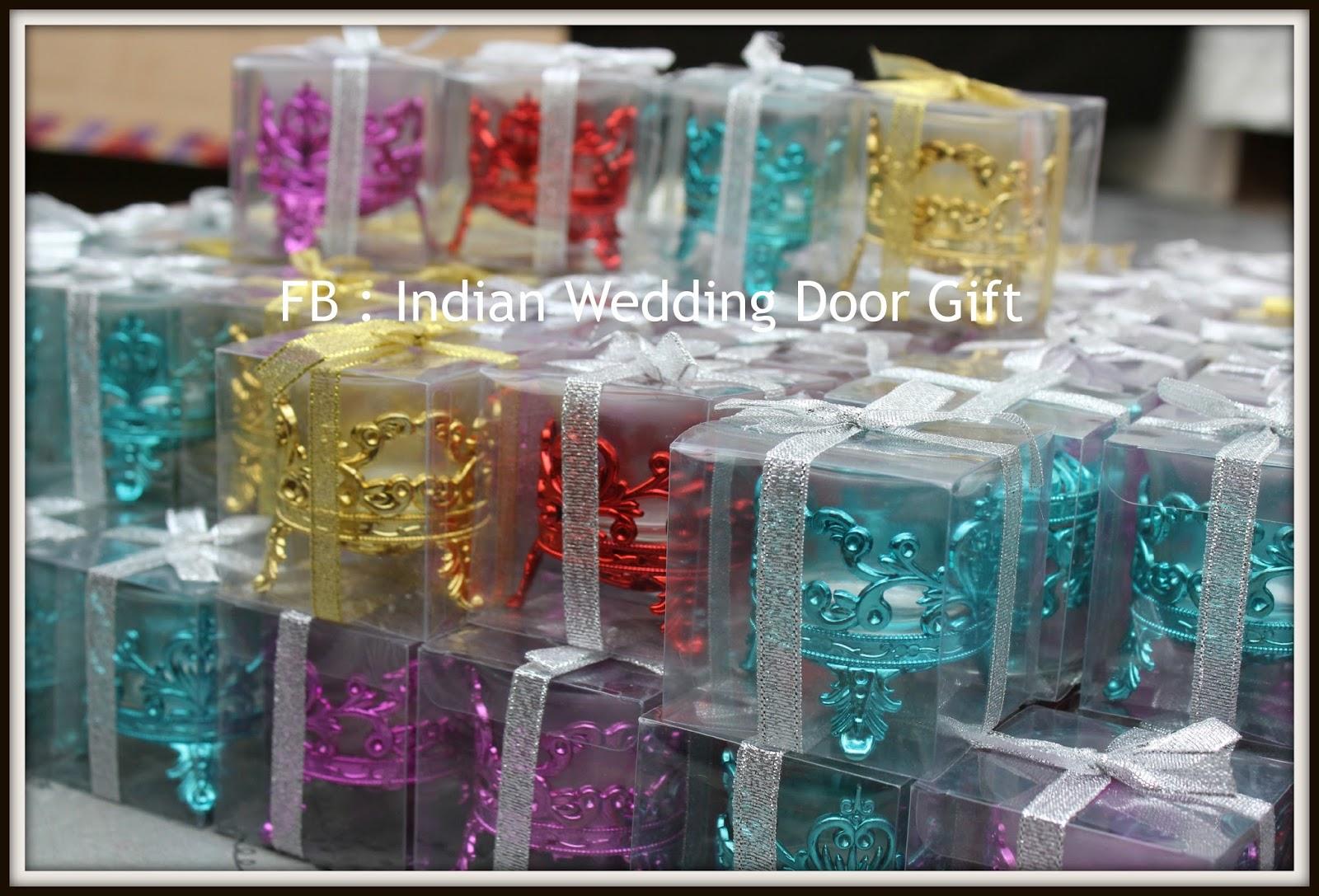 Diy Indian Wedding Door Gift : Indian Wedding Door Gift: More Door Gift Photos