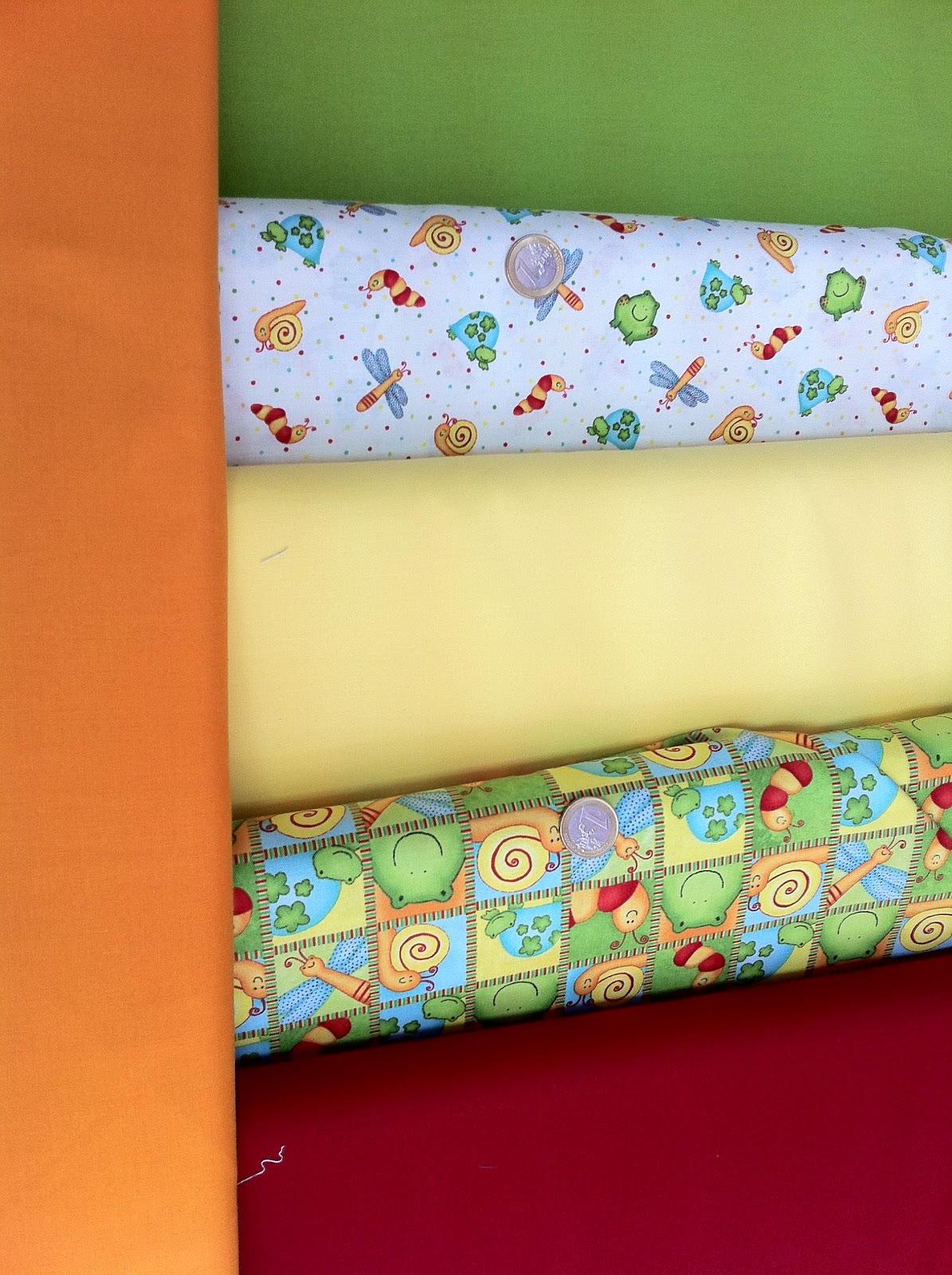 Zapatitos de tela patchwork tenerife clases patchwork - Tela para colchas ...