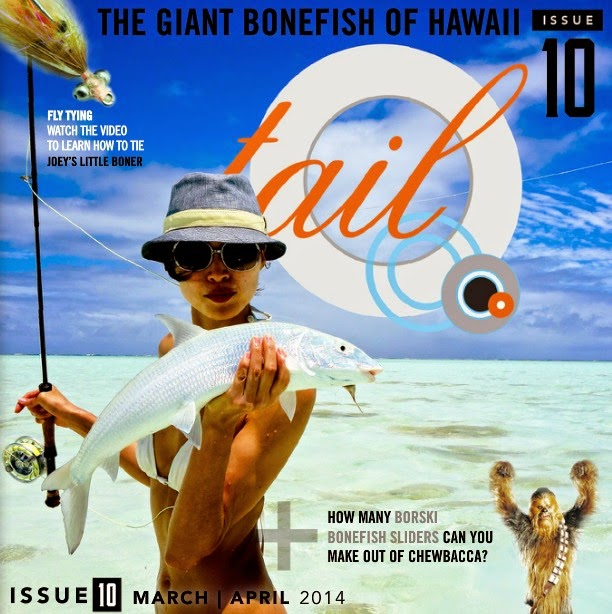 Tight lined tales of a fly fisherman new e zine tail 10 for Saltwater fly fishing magazine