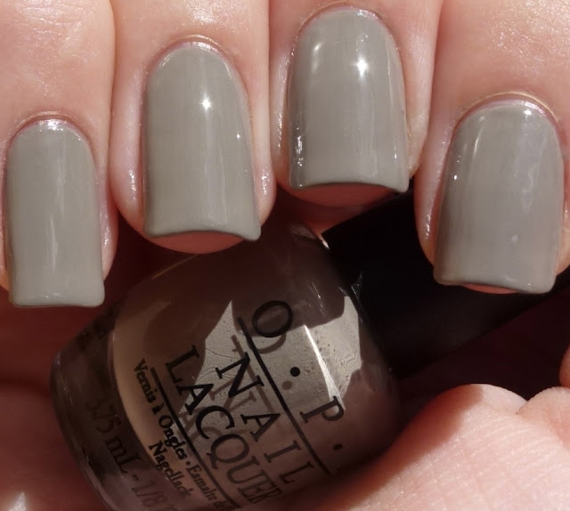 French Quarter For Your Thoughts, OPI Touring America, swatch