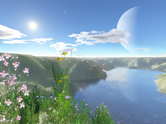 Foto Pemandangan Indah di Seluruh Dunia