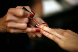 Toxic Chemicals Found in Nail Polish