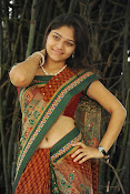New actress Haritha glamorous stills-thumbnail-4