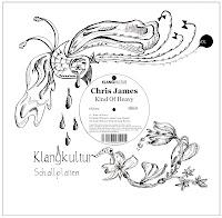 Chris James Kind Of Heavy Klangkultur Schallplatten