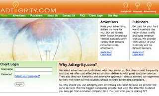 Top Paying CPM Advertising Network - Adtegrity