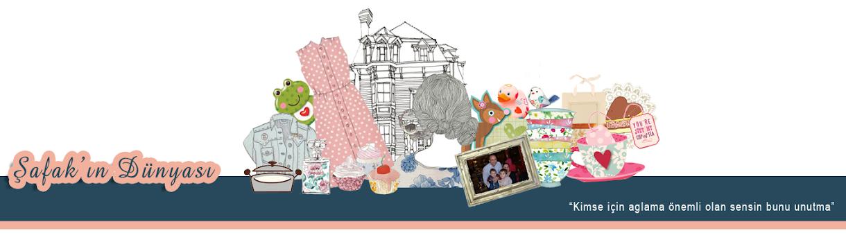 Şafağın Dünyası anne cocuk blog yemek mekan. Moda alışveriş kitap sağlık