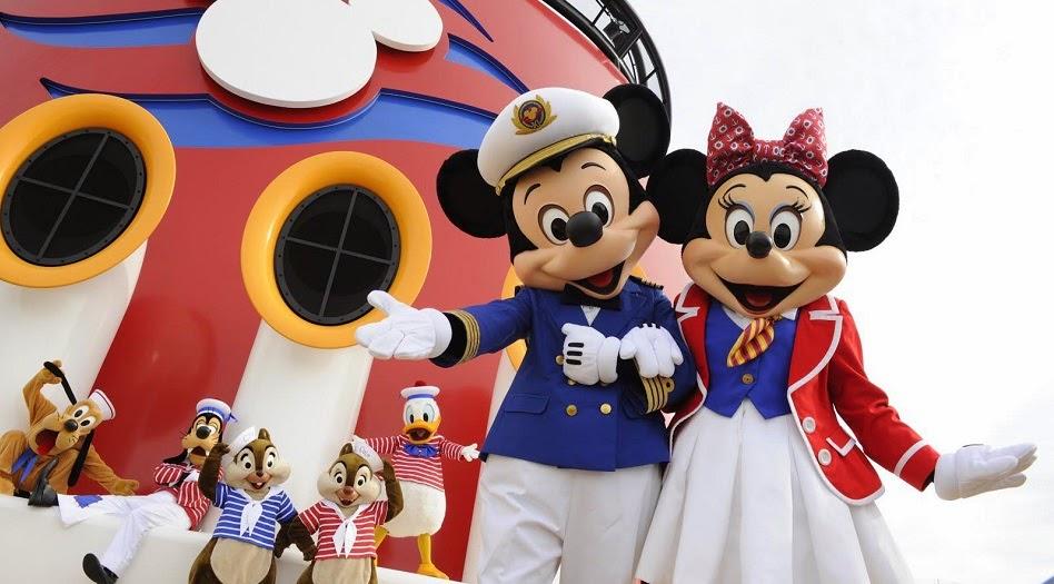 Cruzeiro Disney Magic em Orlando