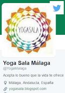 YogaSala Málaga en Twitter