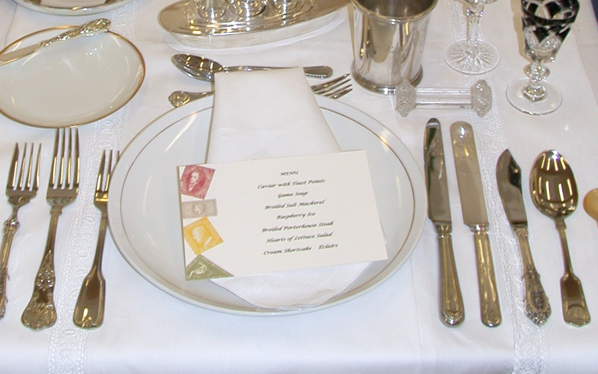 Place Setting By Maura Graber And Eda Bierman