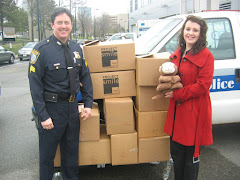 Boston Police Donation