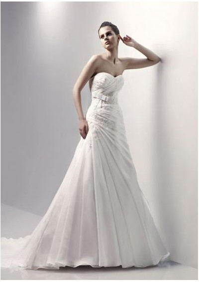 2011 Hot Sell Ivory Cheap Wedding Dress Sexy