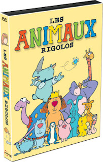 DVD IMAVISION : CES ANIMAUX RIGOLOS