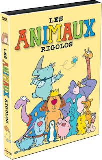 DVD IMAVISION : CES ANIMAUX RIGOLOS