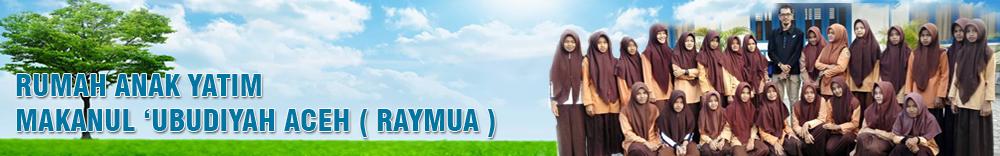 Rumah Anak Yatim Makanul 'Ubudiyah Aceh