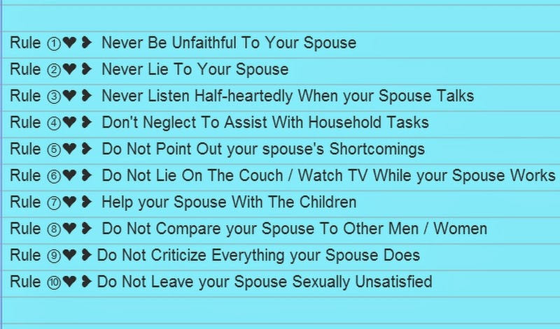 What to do when your husband disrespects you