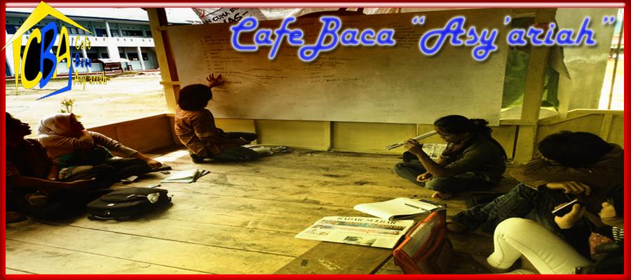 "Cafe Baca ""Asy'ariah"""