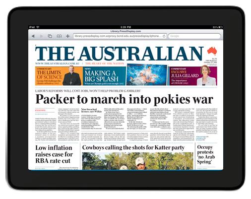 Top Us Newspapers Online