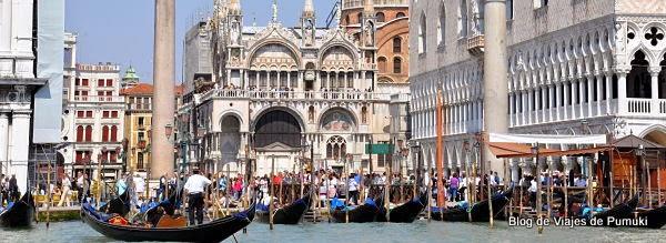 Venecia y la Plaza de San Marcos, uno de sus iconos es un lugar singular