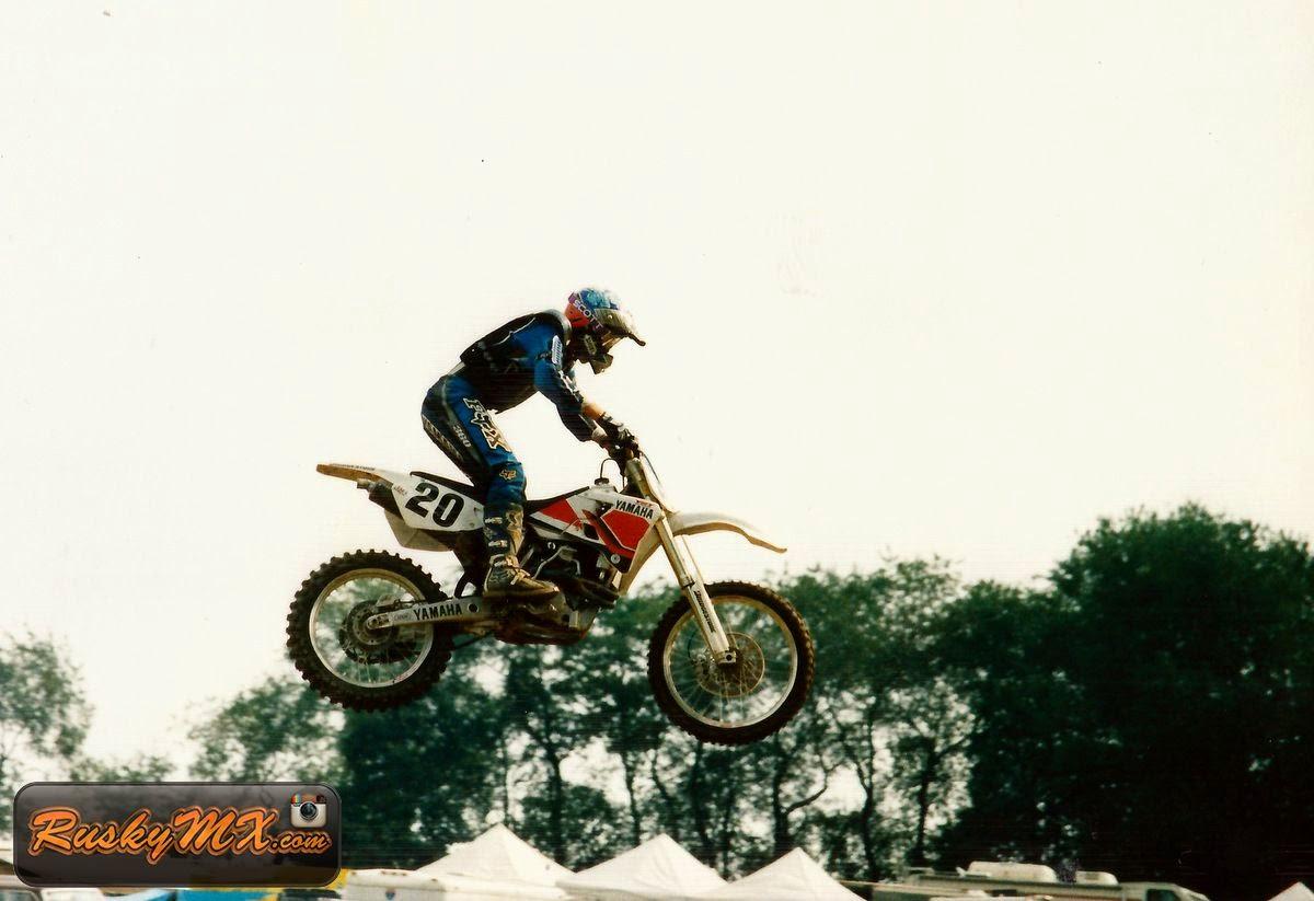 Doug Henry Steel City 1997
