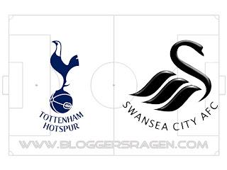 Prediksi Pertandingan Swansea City vs Tottenham