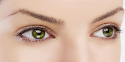 Cara melentikan bulu mata tanpa alat