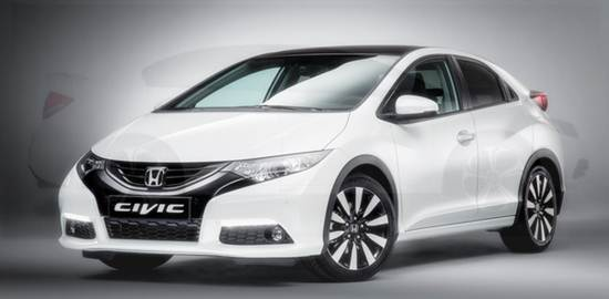 2016 Honda Civic Si Concept Price Revealed Destined United Kingdom