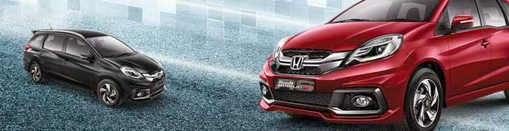 Promo Honda Mobilio RS Bandung