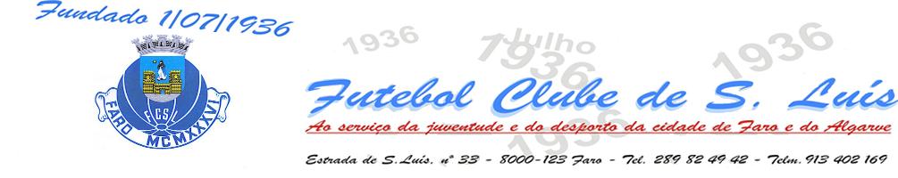 FUTEBOL CLUBE S. LUÍS