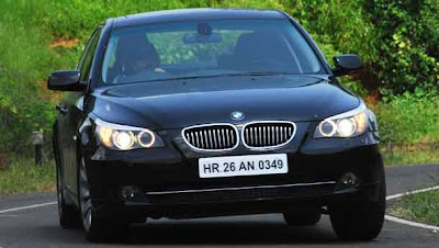 BMW 525d review spesification