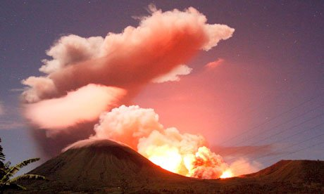 INDONESIA VOLCANO ADVENTURE TOUR