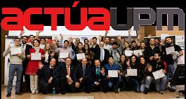 Premios y Diplomas - Ideas actúaupm 2017