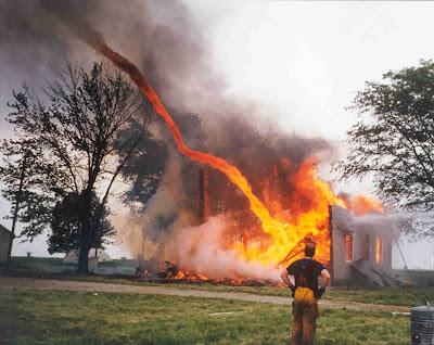 Foto de Fire Tornado