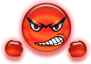 Very angry emoticon | Free Emoticons and Smileys