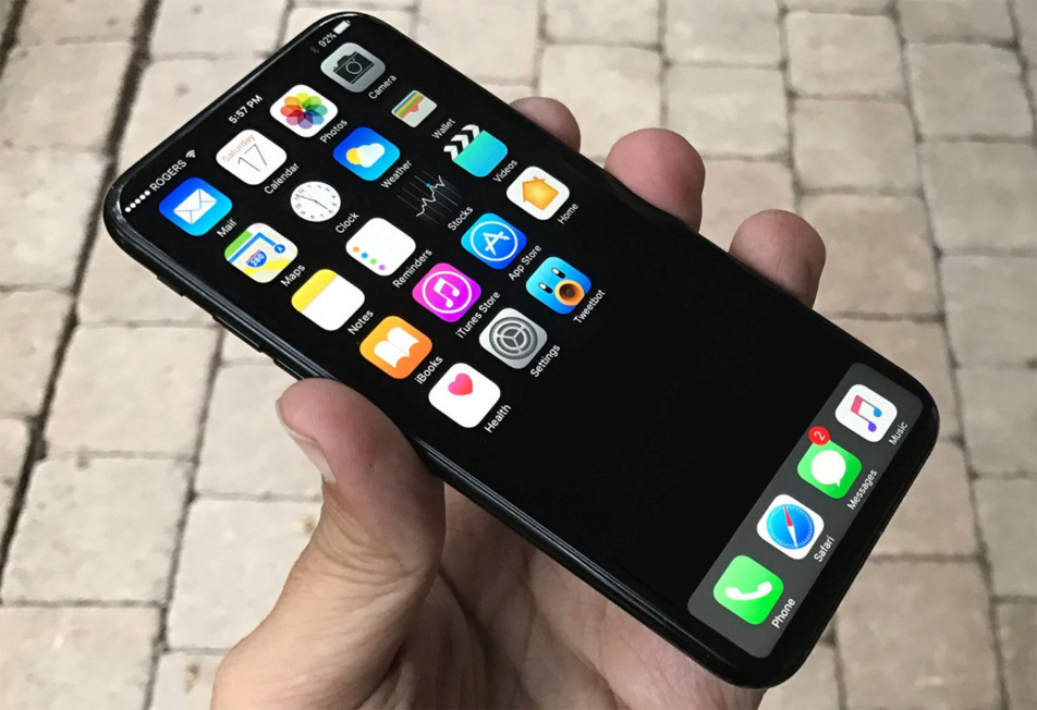For Months Anonymous Sources And Analysts Do Not End Up Evoking This IPhone 8 Sometimes Baptized X Among The Most Insistent Rumors A Screen That